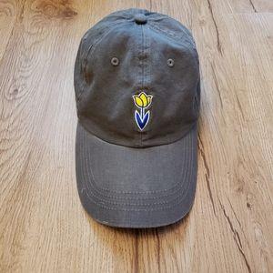 Dutch Bros Grey Dad Hat